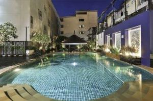 Sunbeam Hotel Pattaya: Swimming Pool