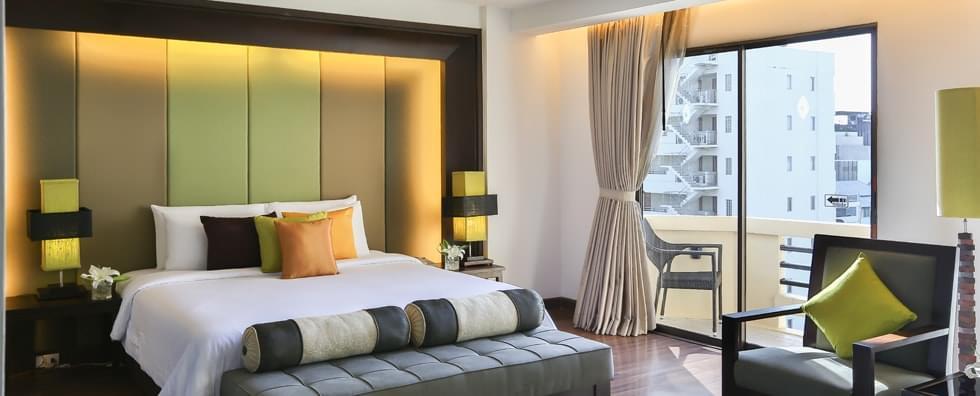 Sunbeam Hotel Pattaya: ROOMS