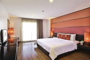 Sunbeam Hotel Pattaya: SUPERIOR