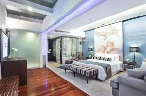 Sunbeam Hotel Pattaya: 3 M (38 m2)